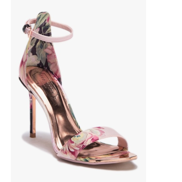 Ted Baker London Charv Floral Ankle